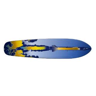 発破を掛けて下さい スケートボード