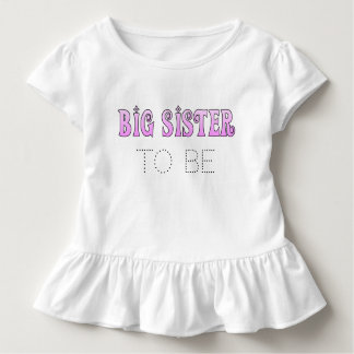 発表の服がある姉 トドラーTシャツ