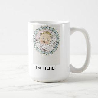発表 コーヒーマグカップ