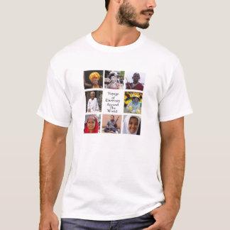 発見の旅行 Tシャツ