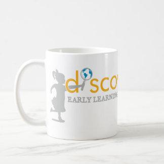 発見の日のマグ コーヒーマグカップ
