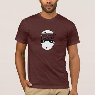 発見の頭脳 Tシャツ
