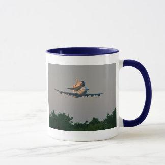 発見のFlyoutのマグ マグカップ
