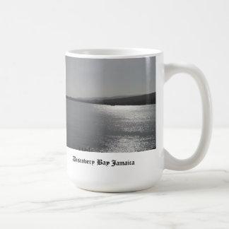 発見湾ジャマイカ コーヒーマグカップ