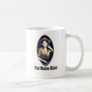 発見Maxineエリオット コーヒーマグカップ