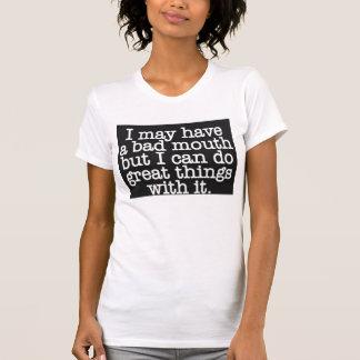 発言 Tシャツ
