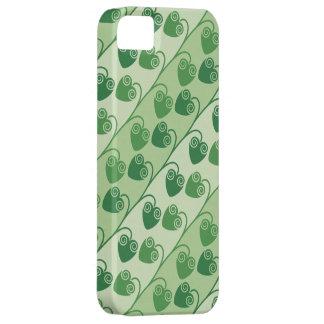 登山つる植物 iPhone SE/5/5s ケース