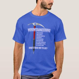 登山2 Tシャツ