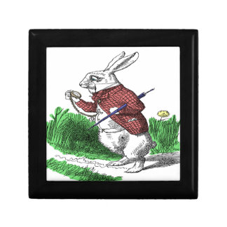 白いウサギのギフト用の箱 ギフトボックス