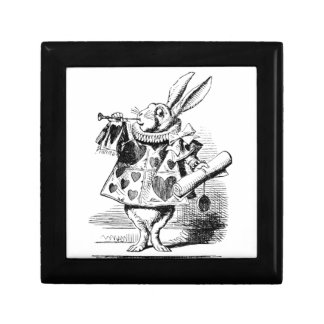 白いウサギ ギフトボックス