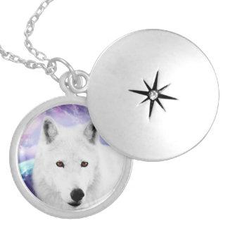 白いオオカミ ロケット