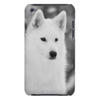 白いオオカミ Case-Mate iPod TOUCH ケース