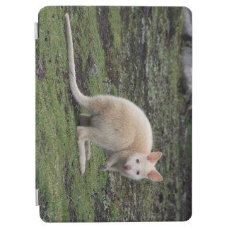 白いカンガルー iPad AIR カバー