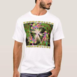 白いガ Tシャツ