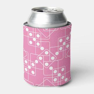白いサイコロ 缶クーラー