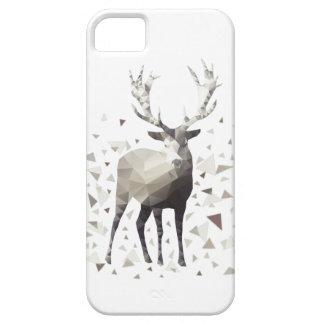 白いシカの夢 iPhone 5 CASE