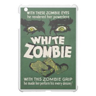 白いゾンビのヴィンテージのフィルムポスター iPad MINIケース