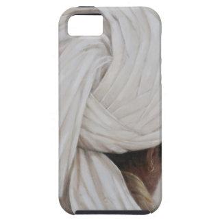 白いターバン2014年 iPhone SE/5/5s ケース