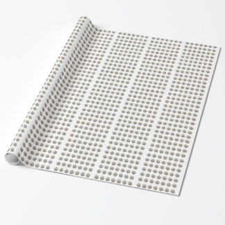 白いダイヤモンドの包装紙 ラッピングペーパー