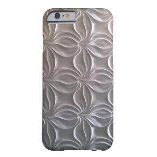 白いデザインの電話箱 BARELY THERE iPhone 6 ケース