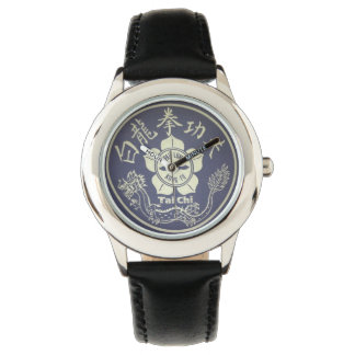 白いドラゴンの腕時計 腕時計