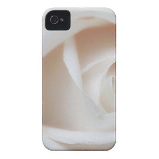 白いバラ Case-Mate iPhone 4 ケース