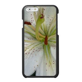 白いユリの終わり INCIPIO WATSON™ iPhone 6 財布ケース