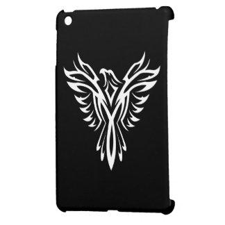 白いワシのアクイラの種族の入れ墨のデザイン iPad MINI カバー