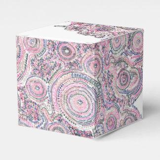 白い三角形のある算数曼荼羅 フェイバーボックス