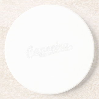 白い動揺してのCapoeira コースター