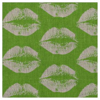 白い唇#11 ファブリック