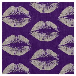 白い唇#14 ファブリック