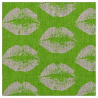 白い唇#17 ファブリック