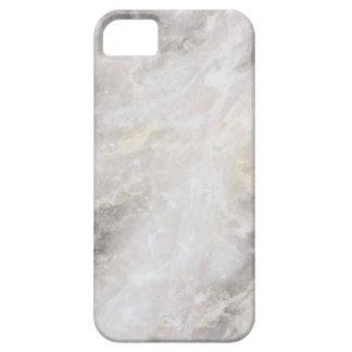 白い大理石のiphone 4 5 6場合 iPhone SE/5/5s ケース