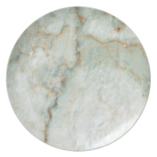 白い大理石 プレート