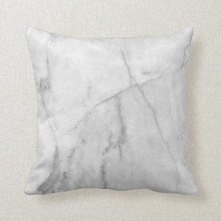 白い大理石-装飾用クッション クッション