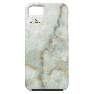 白い大理石 iPhone 5 CASE