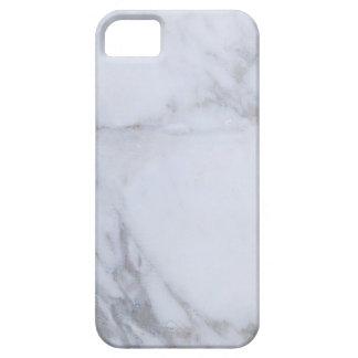 白い大理石 iPhone SE/5/5s ケース