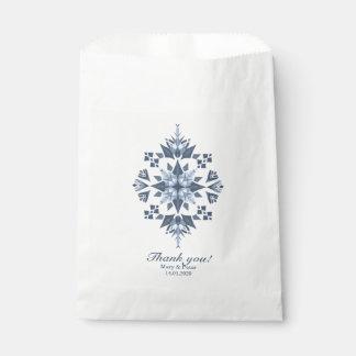 白い好意のバッグか好意のバッグオーナメント フェイバーバッグ