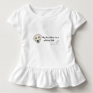 白い実験室 トドラーTシャツ