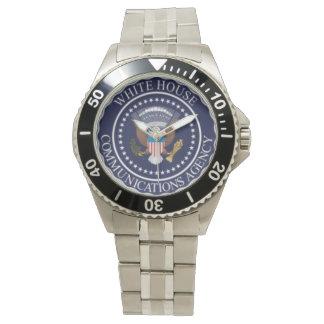白い家コミュニケーション腕時計 腕時計