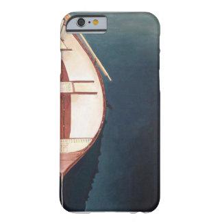 白い小舟Iの電話箱 BARELY THERE iPhone 6 ケース