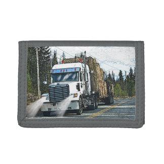 白い干し草のトラック恋人の農場の貨物自動車