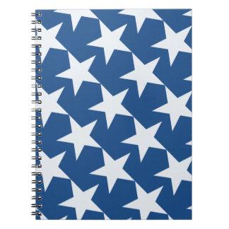 白い星 ノートブック