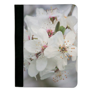 白い桜 パッドフォリオ