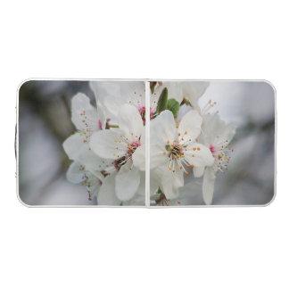 白い桜 ビアポンテーブル