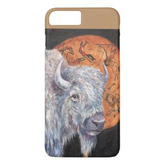 白い水牛 iPhone 8 PLUS/7 PLUSケース