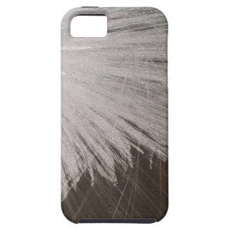 白い火花 iPhone SE/5/5s ケース