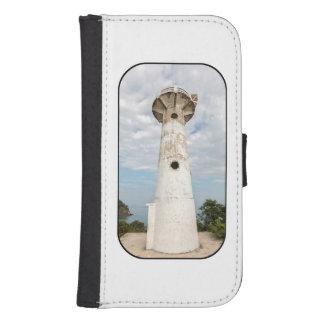 白い灯台 ウォレットケース