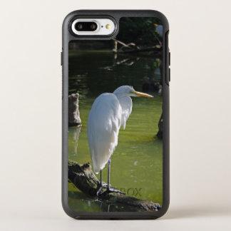 白い白鷺 オッターボックスシンメトリーiPhone 8 PLUS/7 PLUSケース